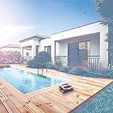 BWT Pool-Roboter B100   Optimale Reinigung für den Boden   Beste Filterleistung & Zügige Reinigung...